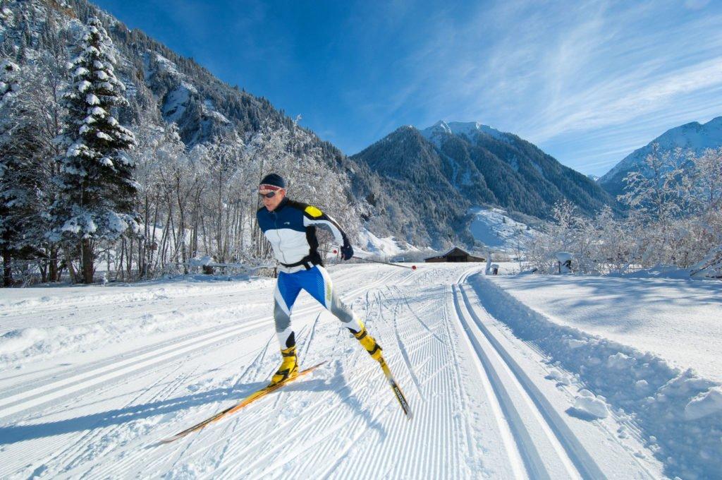ferienhaus-grabenhaeusl-langlaufloipe-grossarltal-wintersport