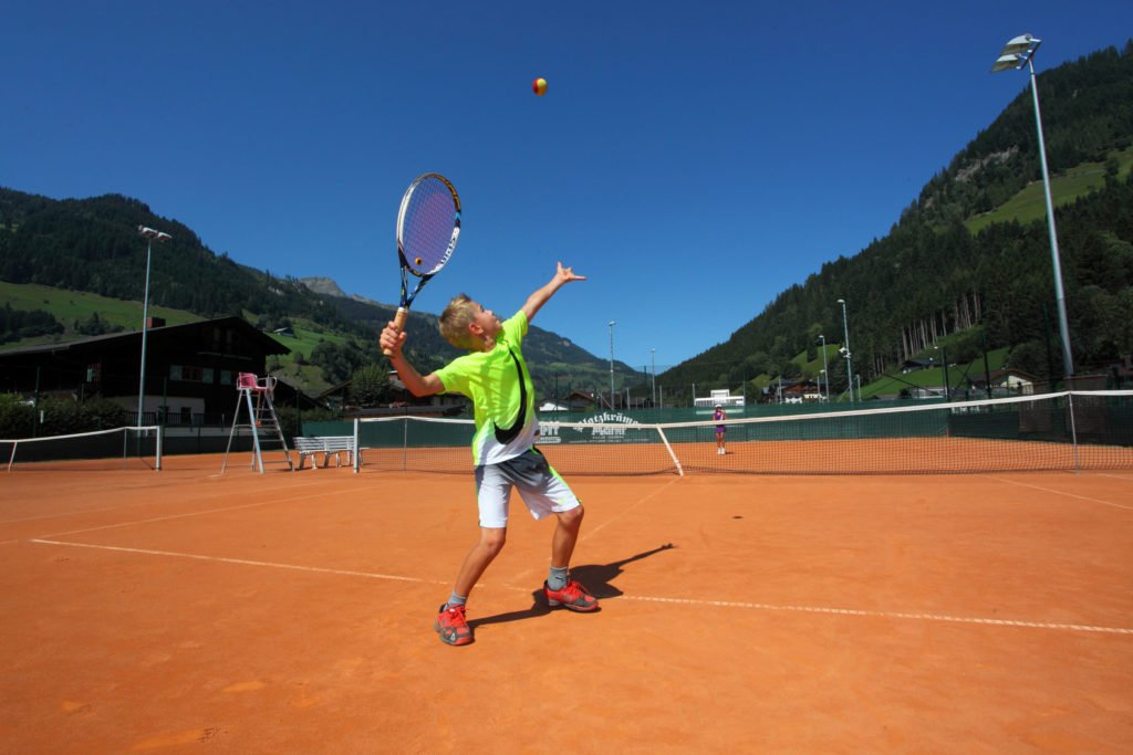 ferienhaus-grabenhaeusl-tennis-freizeitzentrum-sommer